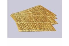 Bambusové prostírání set 4 kusy