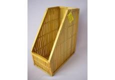 Pořadač na časopisy bambus