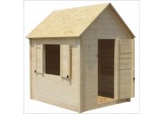 Dětský domek Axin I s podlahou - skladem - doprava ZDARMA