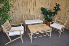 Souprava Halong - přírodní bambus - doprava ZDARMA