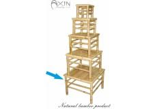 Bambusový stolek XXL