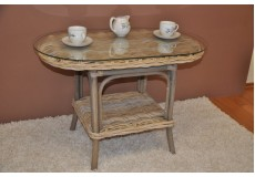 Ratanový stolek Roma ratan kubu