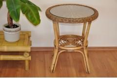 Ratanový stolek Safari