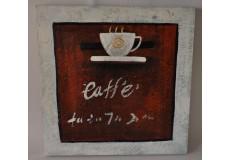 Obraz caffe 60x60 cm