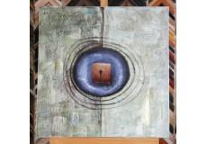 Obraz čtverec v kruhu 60x60 cm